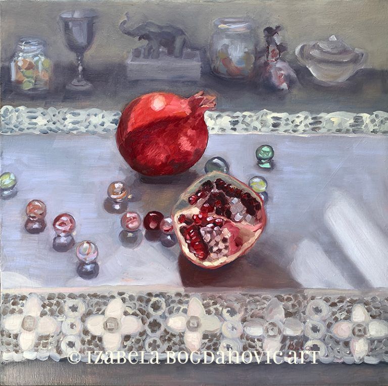 Pomegranates and Marbles